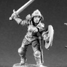 Reaper Miniatures #2026, Brigette of the Blade (OOP)