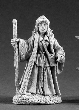 Reaper Miniatures #2035 Gwendalyn the Healer (OOP)