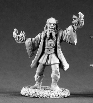 Reaper Miniatures #2041, Erin of the Flame (OOP)