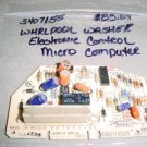 KENMORE WHIRLPOOL WASHER ELECTRONIC CONTROL 3407155