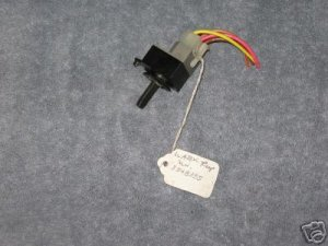 KEN WHIRLPOOL TEMPERATURE SELECT SWITCH 3348355 3950345