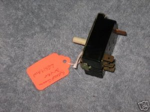 MAYTAG DRYER FABRIC SELECTOR SWITCH Y503997 RSPC503997