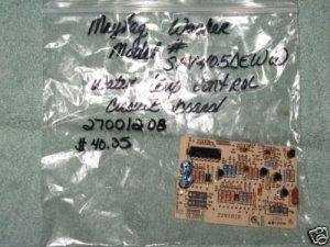 MAYTAG WASHER WATER TEMP CONTROL BOARD PART 27001208