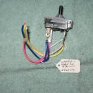 MAYTAG WASHER SPIN SPEED SWITCH  2200715 27001114