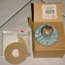 NEW WHIRLPOOL KENMORE UPPER BRAKE DRUM 350508