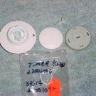 MAYTAG BRAND WASHE TIMER KNOB & SKIRT 22002996 27001092