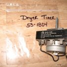MAYTAG BRAND DRYER TIMER SWITCH 53-1804