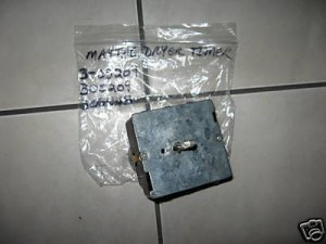 USED MAYTAG BRAND DRYER TIMER 3-05209 305209 305448