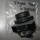 USED MAYTAG BRAND DRYER TIMER 63082180 6 3082180