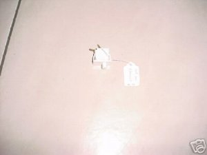 MAYTAG BRAND DRYER DOOR SWITCH 33001509