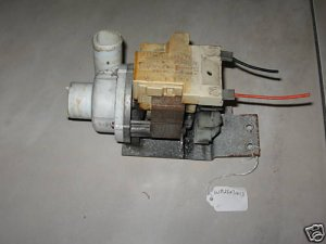 GE HOTPOINT RCA WASHER PUMP ASSEMBLY WH23X10013