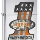 Harley Davidson Zippo # 1 American Legends 28352 New in Box