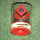 Hot Stuff Flame Shot Glass Made In France