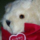 Vermont Teddy Bear Co Born In Vermont Eyes Puppy Love