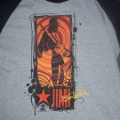 Jimi Hendrix 2 tone T-Shirt Awesome Shirt