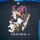 Korn See You Other Side Shirt Embroidered Rock & Death