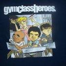 Gym Class Heroes T-Shirt Shirt Medium Black