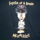 System of A Down T-Shirt T Mezmerize Shirt Large