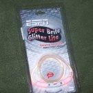 ESPN Super Brite Glitter Lite Glowing Necklace NIP