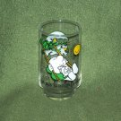 1977 7up Collector Series Ziggy Glass Cup Good Friends