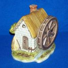 1979 Otagiri Handpainted Vintage Music Box Old Mill