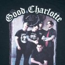 Good Charlotte Shirt T-shirt Size Medium Licensed
