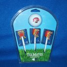 University of Maryland TeeMates Regulation Golf Tees