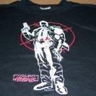 2001 Violent Messiahs Shirt Size XL Black