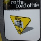On The Road Of Life Photo Frame 'Yield To Me' NIB
