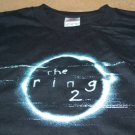 the ring 2 Movie fear comes full circle Promo Shirt XL
