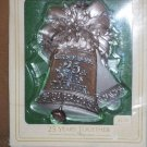 1981 Hallmark Acrylic Ornament 25 Years Together