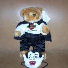 Hard Rock Cafe Hollywood Halloween 2001 Bear MWT