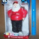 2004 NASCAR Santa Dale Jr #8 Collectible Figurine NIB