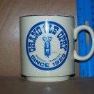 Vintage 1975 Grand Ole Opry Nashville Tennessee Mug