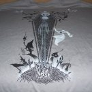 Tim Burton Nightmare Before Chirstmas JACK Shirt XXL
