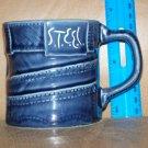 Rare HTF Steel Jeans Company Blue Jean Mug