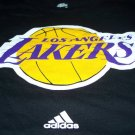 Los Angeles L.A. Lakers Adidas Shirt Size Small