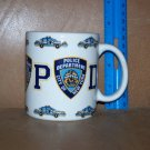 New York Police Cars NYPD Mug by King's
