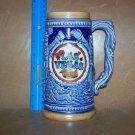 Vintage Las Vegas Casino Gambling Beer Stein Mug