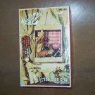 1972 Hazels Kaboodles Corn Crib Hutch Kit Wall Hanging