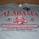 2009 SEC Champions Bama Crimson Tide XL T Shirt