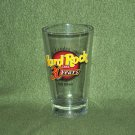 Hard Rock San Diego 30th 30 Years Pint Glass Budweiser