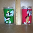 '94 Warner Bros Animaniacs Wakko Yakko Dot Plastic Cups