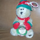 Starbucks Bearista 2002 23rd Edition Christmas MWT