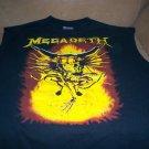 Rare VTG Megadeth Shirt Countdown to Extinction Shirt