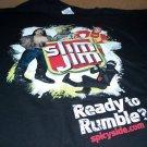 Slim Jim Meat Stick Shirt Ready To Rumble Spicyside XL