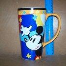 Disney Tall Latte Mug Mickey Minnie Goofy Pluto