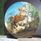 River Shore LTD Knowles 1981 A Watchful Eye Plate 4968a