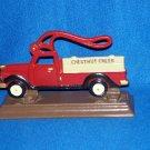 2004 Chestnut Creek Metal Fire Engine Nut Cracker