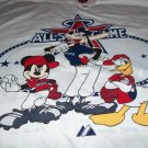 Official MLB Majestic Disney Shirt Mickey Donald Goofy